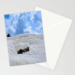 Pamukkale, Turkey Stationery Cards