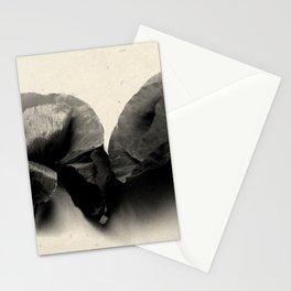 Three Poppy Flowers II Stationery Cards