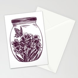 Oleander Potion Stationery Cards