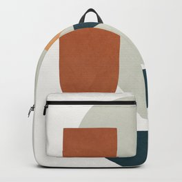 Minimal Shapes No.35 Backpack