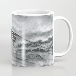 High Seas U-Boat Coffee Mug