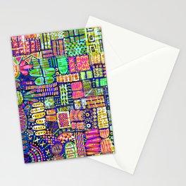 Joyful doodles Stationery Cards
