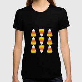 Candy Corn Stripes T-shirt