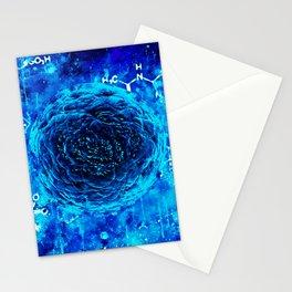 bacteria wsstd Stationery Cards