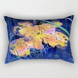 Summer Sky is touching Water Ground Rectangular Pillow