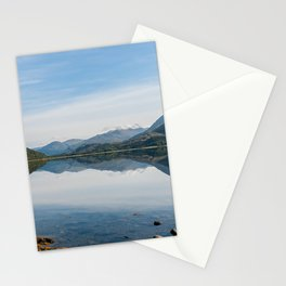 Loch Creran in Scotland Stationery Cards