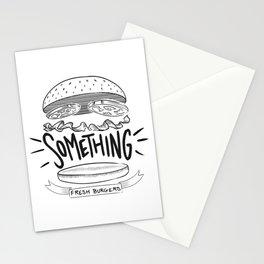 Something Burger Stationery Cards