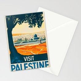 Vintage poster - Palestine Stationery Cards