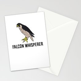 Peregrine Falcon Whisperer Stationery Cards