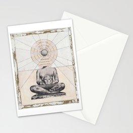 Meditation Stationery Cards