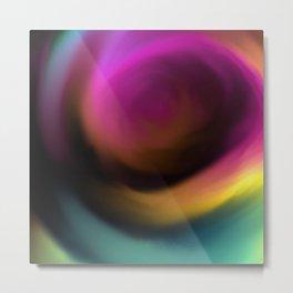 Color tempest Metal Print
