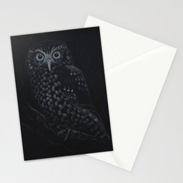 Spirit Birds: Ruru Stationery Cards