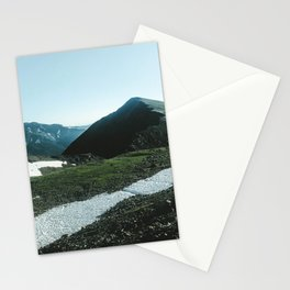 Snow Patched Summer Stationery Cards