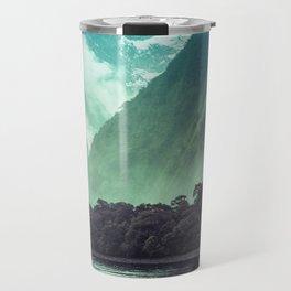 Mountain Lake Travel Mug