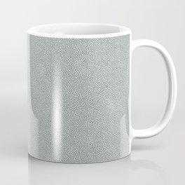 Making Marks Textured Surface Grey/Navy Coffee Mug