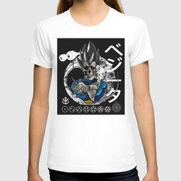 SKULL VEGETA T-shirt