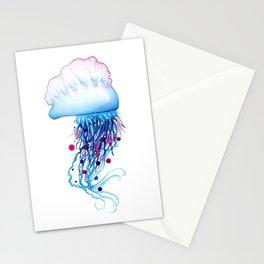 Manowar Jellyfish Stationery Cards