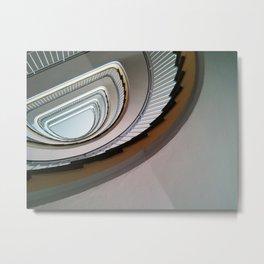 Muenster Staircase Metal Print