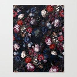 Midnight Forest VI Canvas Print