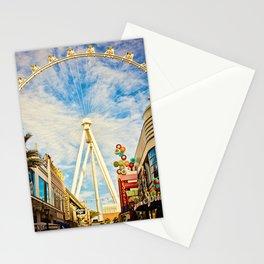 High Roller Wheel, Las Vegas Stationery Cards