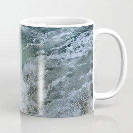 Aquamarine Waves Coffee Mug