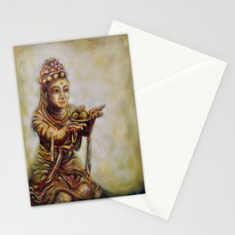 """The Offering of the Six Devas - Fruit"" Stationery Cards"