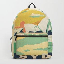 Vintage poster - Sydney Backpack