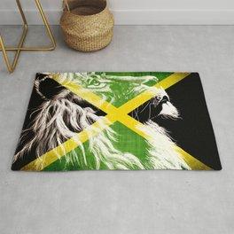 King Of Jamaica Rug