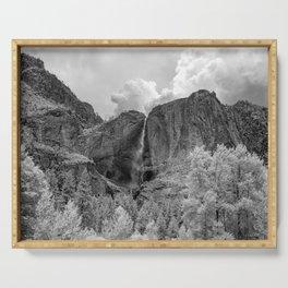 Yosemite National Park Serving Tray