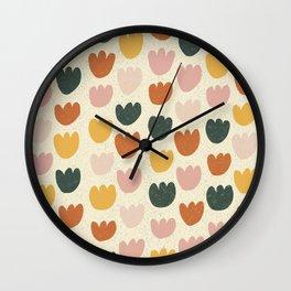 Garden Intro Wall Clock