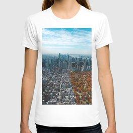 New York City Central Park T-shirt