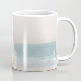 Beach Morning II Coffee Mug