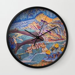Vast Wall Clock