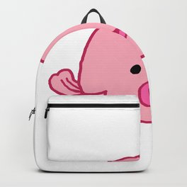 Just A Boy Who Loves Blobfishes Backpack