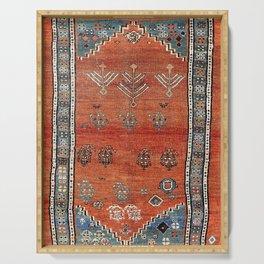 Bakhshaish Azerbaijan Northwest Persian Carpet Print Serving Tray