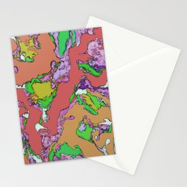 Modified horses 2 Stationery Cards