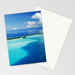 South Pacific Palau Islands Ocean Art Photo Stationery Cards