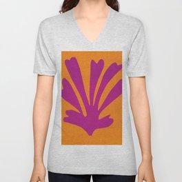 Henri Matisse - Palm Leaf Unisex V-Neck