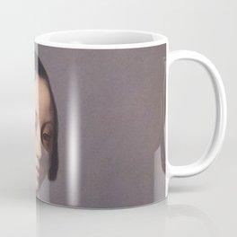 Portrait of Louise-Antoinette Feuardent Jean-François Millet Coffee Mug