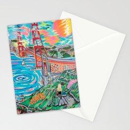San Francisco Joe Stationery Cards