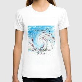 Hurricane Irma II T-shirt