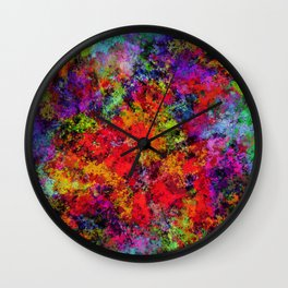 Overload Wall Clock