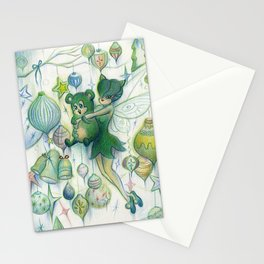 Merry Beary Stationery Cards