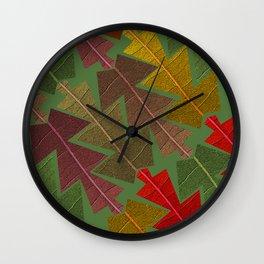 MAGIC FOREST 1 Wall Clock