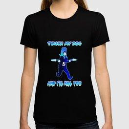 Funny John Dog Gift Wick Shirt T-shirt