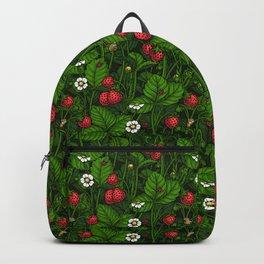 Wild strawberries Backpack