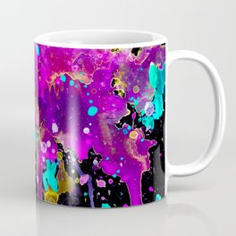 Confetti Pink Coffee Mug