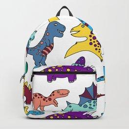 Cute Dinosaurs Backpack