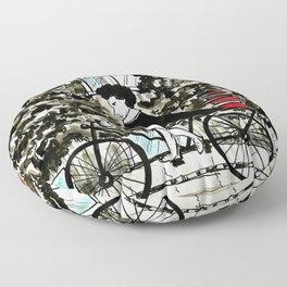 In Amsterdam Floor Pillow