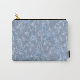 Seamless pattern. Smears of paint with splashes Carry-All Pouch